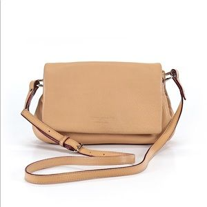 Kate Spade tan leather shoulder-bag/crossbody